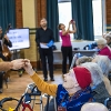 Care home and sheltered housing residents embark on a creative journey through music
