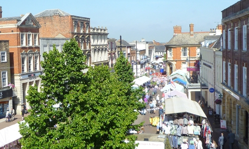 Town Centre Market Day