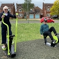 Image representing Get fit for free with new outdoor exercise equipment in Spalding