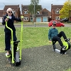 Get fit for free with new outdoor exercise equipment in Spalding