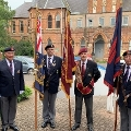 Image representing South Holland celebrates Armed Forces Day with flag raising ceremony