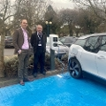 Image representing Council's New Electric Vehicle Charging Points go Live in Spalding