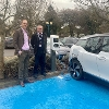 Council's New Electric Vehicle Charging Points go Live in Spalding