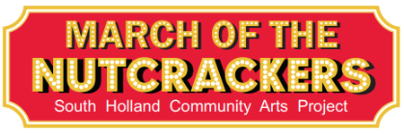 March of the Nutcrackers logo