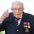 Image representing Council flags to fly at half-mast for Captain Sir Tom Moore