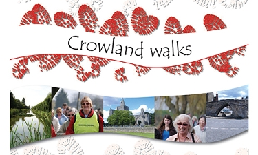 Crowland Walks logo