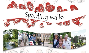 Spalding Walks logo
