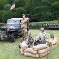 Image representing Thousands step back in time at Ayscoughfee 1940s weekend