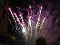 Pumpkin Fireworks