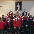 Image representing Local Pupils Learn About Democracy on Visit to South Holland District Council