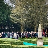 Image representing Gallery: HRH The Duke of Kent visits Ayscoughfee for WWII Memorial Dedication