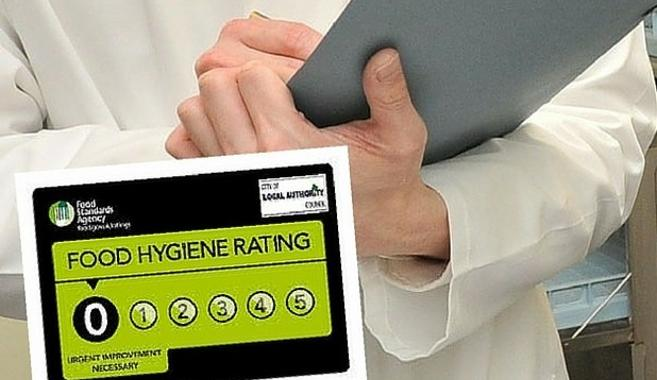 Improve your food hygiene rating