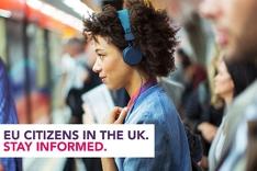 EU citizens stay informed