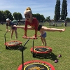 Image representing Hundreds Get Together to Give it a Go for Spalding sports and activity day